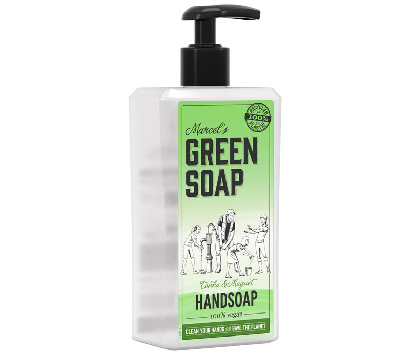 Hand soap Tonka & Muguet (500 ml)