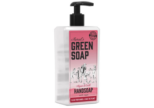 Hand soap Argan & Oudh (500 ml)