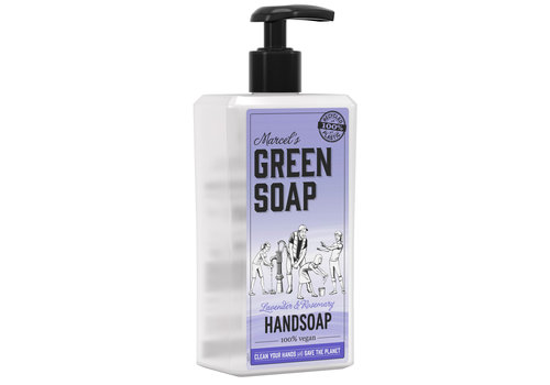 Hand soap Lavender & Rosemary (500 ml)