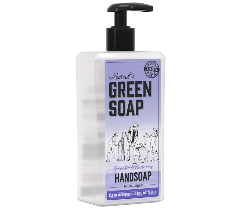 Hand soap Lavender & Rosemary (500 ml)