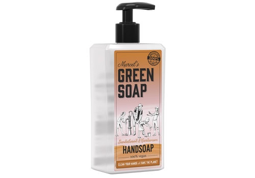 Hand soap Sandalwood & Cardamom (500 ml)