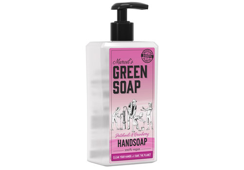 Hand soap Patchouli & Cranberry (500 ml)