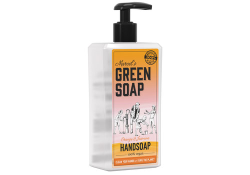Hand soap Orange & Jasmine (500 ml)