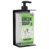 Porte-distributeur de savon simple