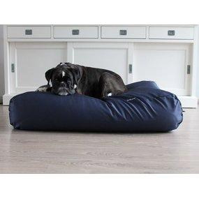 Dog's Companion® Hundebett Dunkelblau (Beschichtet) Large
