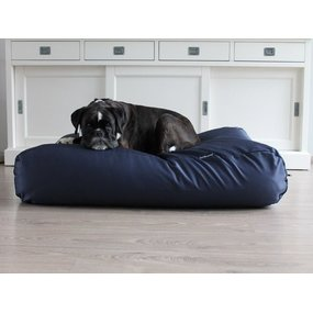 Dog's Companion® Hundebett Dunkelblau (Beschichtet) Medium