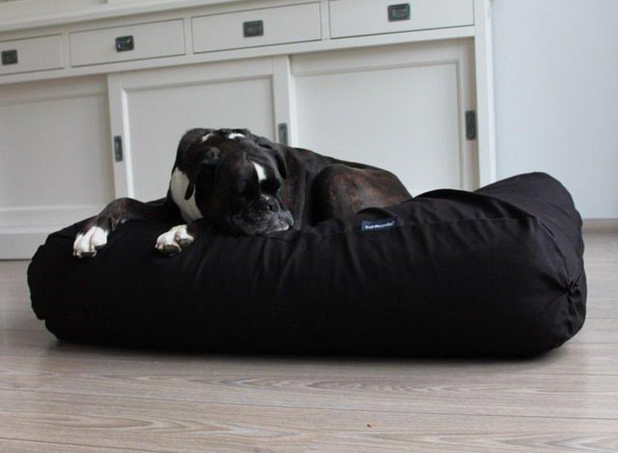 Hundebett Schwarz Medium
