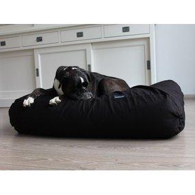 Dog's Companion® Hundebett Schwarz Superlarge