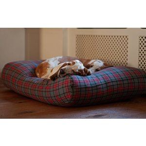 Dog's Companion® Hundebett Scottish Grau