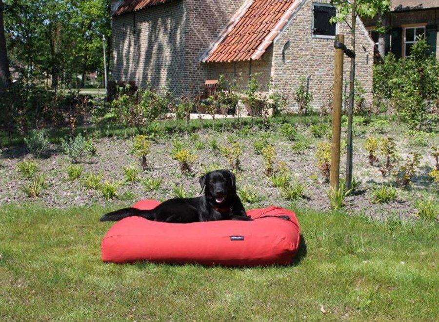 Hundebett Kaminrot Superlarge