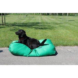 Dog's Companion® Hundebett Frühlingsgrün (Beschichtet) Superlarge