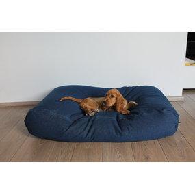 Dog's Companion® Hundebett Jeans Superlarge