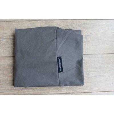 Dog's Companion® Bezug Granit Grau Baumwolle Medium