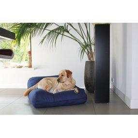 Dog's Companion® Hundebett Dunkelblau Superlarge