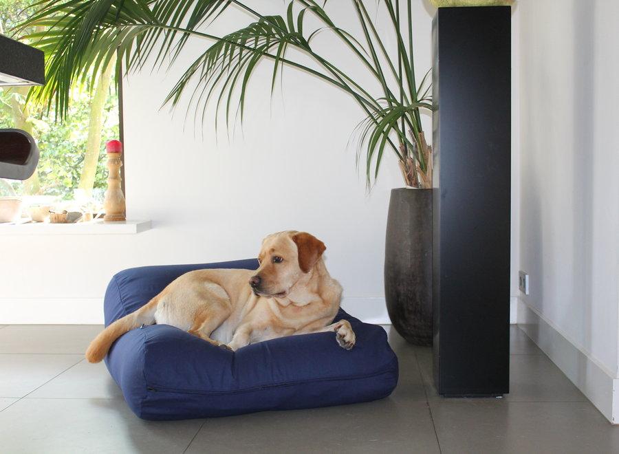 Hundebett Dunkelblau Superlarge