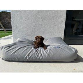 Dog's Companion® Hundebett Hellgrau (beschichtet) Large
