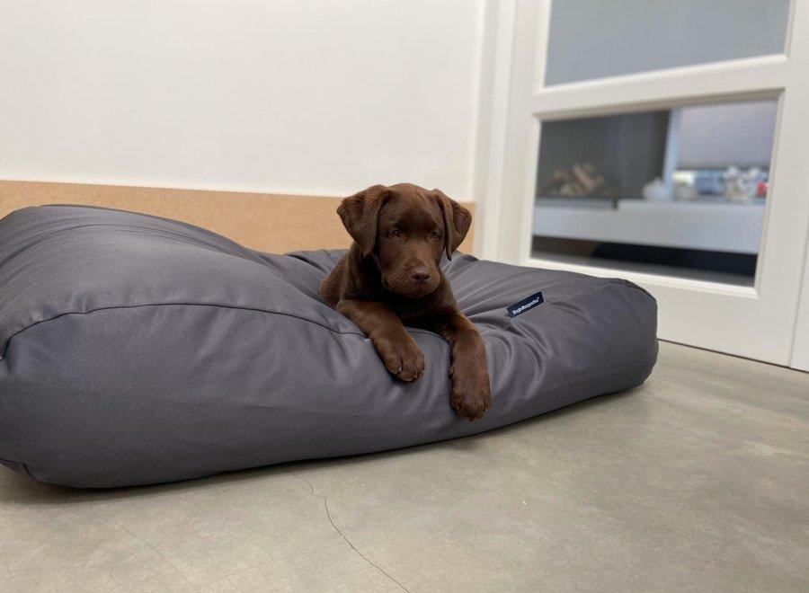 Hundebett Charcoal (Beschichtet) Large