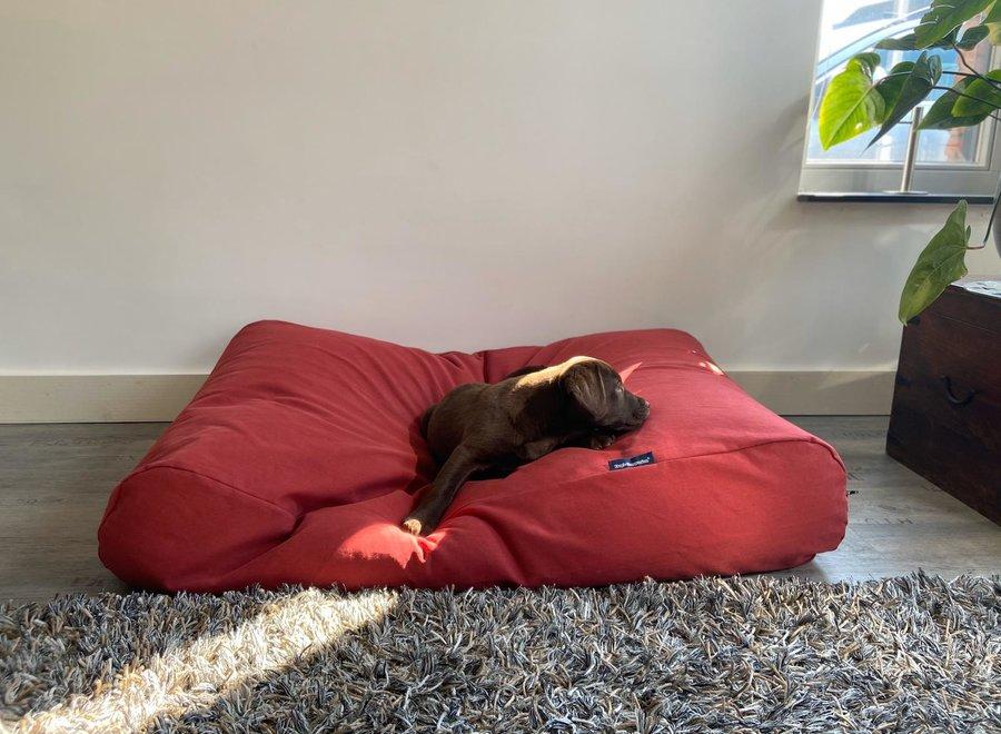 Hundebett Kaminrot Large