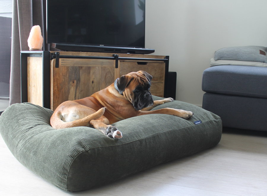 Hundebett Hunting (Cord) superlarge