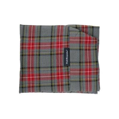 Dog's Companion® Bezug Scottish Grau Large