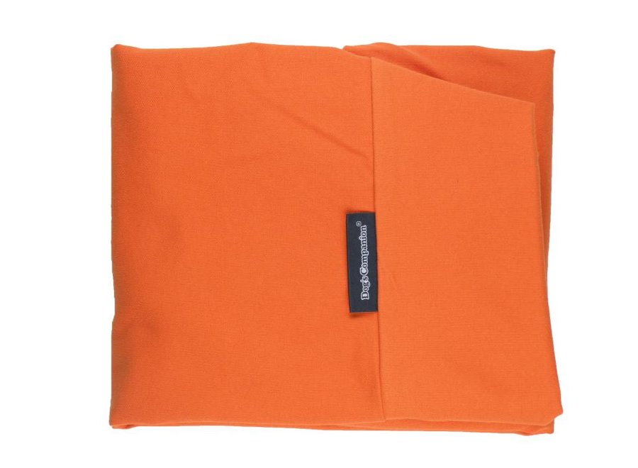 Hundebett Orange Large