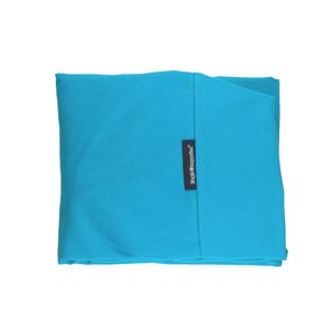 Dog's Companion® Bezug Aqua Blau Superlarge