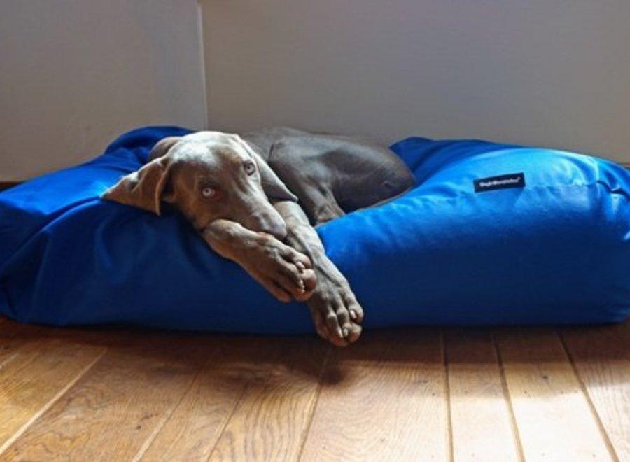 Hundebett Kobaltblau (Beschichtet) Large