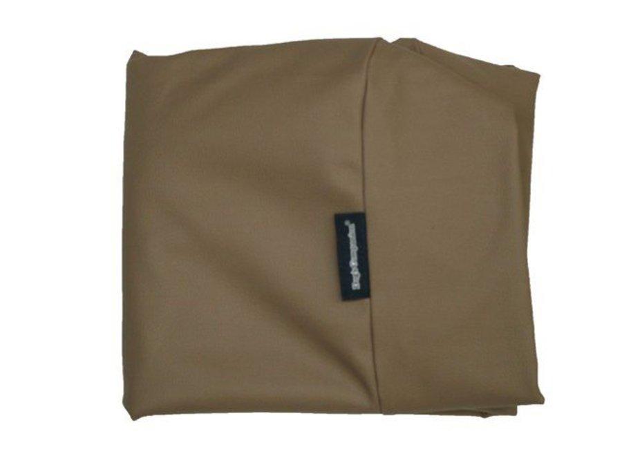 Bezug Taupe Leather Look Superlarge