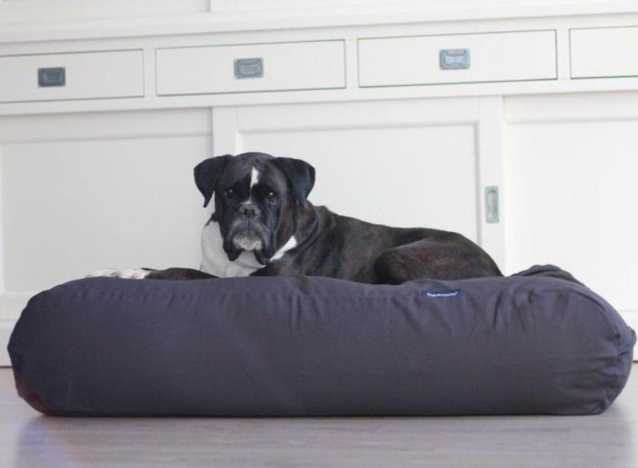 Hundebett Anthrazit Large