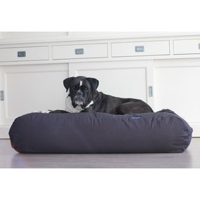 Dog's Companion® Hundebett Anthrazit Superlarge