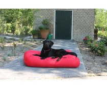 Dog's Companion® Dog bed Red (coating)