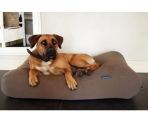 Dog's Companion® Dog bed Taupe/Brown