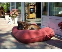 Dog's Companion® Dog bed Brick-Red