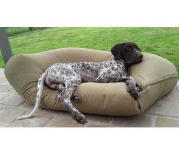 Dog's Companion® Dog bed khaki (coating)