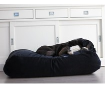 Dog's Companion® Dog bed Black (Corduroy)