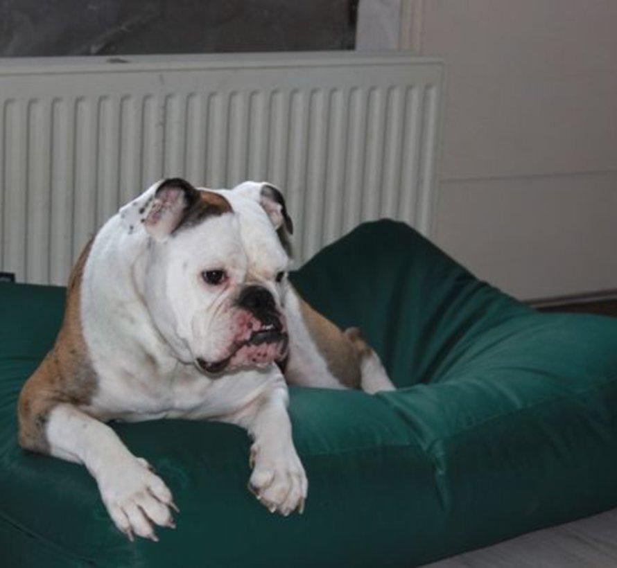Hundebett Grün (beschichtet)
