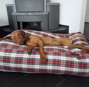Dog's Companion® Hundebett Dress Stewart