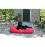 Dog's Companion® Hundebett Rot (beschichtet)