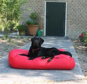 Dog's Companion® Hundebett Rot (beschichtet)