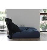 Dog's Companion® Hundebett raf blau polster