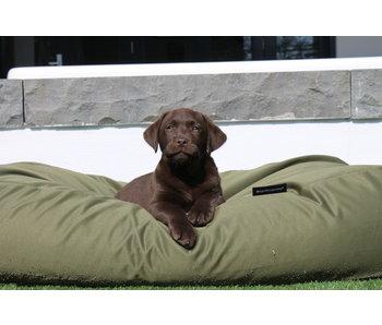 Dog's Companion® Hundebett Olivgrün (beschichtet)