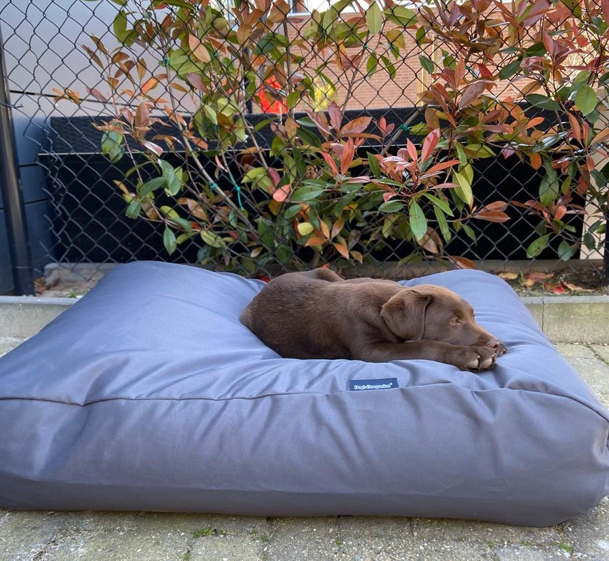 Hundebett Charcoal (beschichtet)