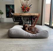 Dog's Companion® Hundebett Stockholm Rough grey