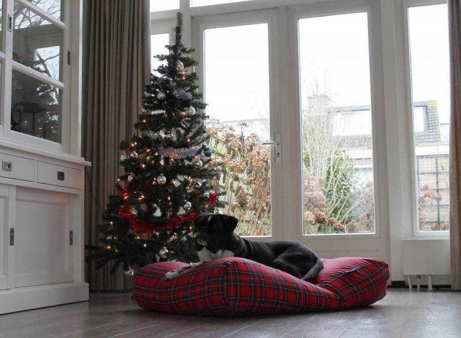 Hundebett Royal Stewart