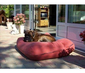 Dog's Companion® Hundebett Kaminrot