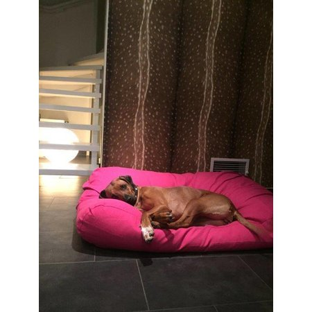 Dog's Companion® Lit pour chien Rose Superlarge