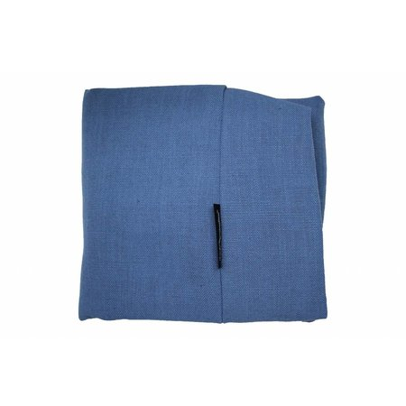 Dog's Companion® Housse supplémentaire Manhattan bleu lin Superlarge