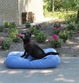 Dog's Companion® Lit pour chien Manhattan bleu lin