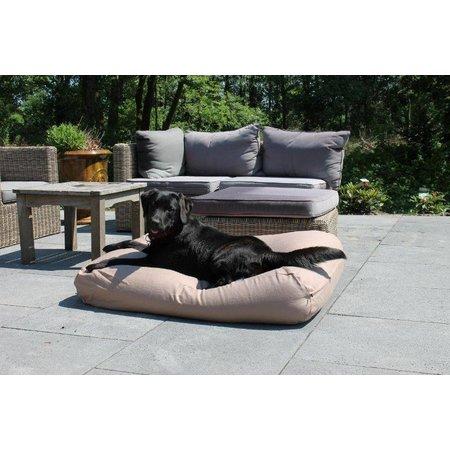 Dog's Companion® Lit pour chien walnut tapisserie