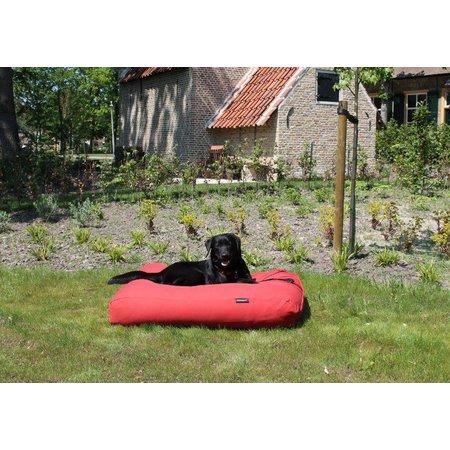 Dog's Companion® Lit pour chien Rouge Brique Medium